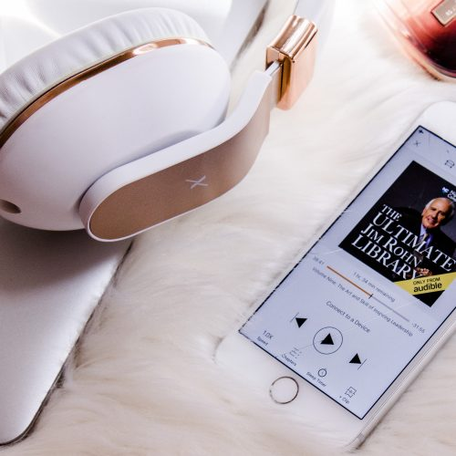 12 Self-Help Audiobooks to Become Your Best Self