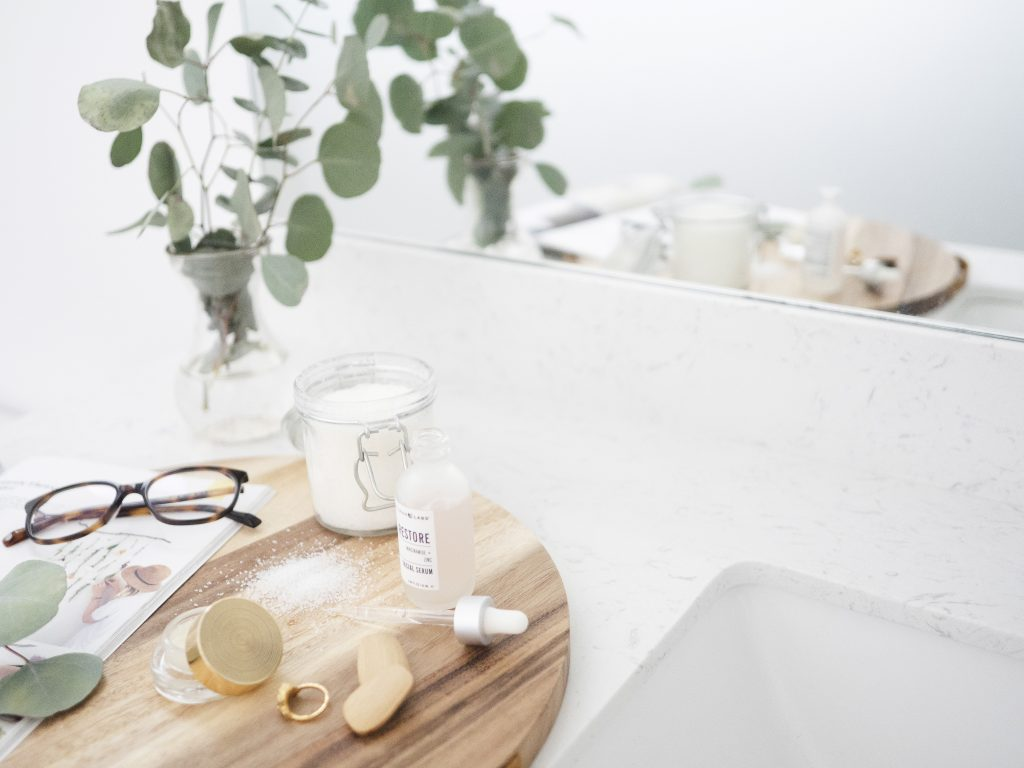 Self Care Minimalism | Pretty Simple Days