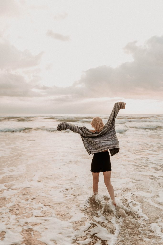 Enjoying Nature for Self Care | Pretty Simple Days