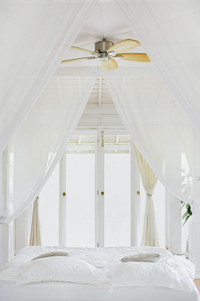 Clean Bedroom Space
