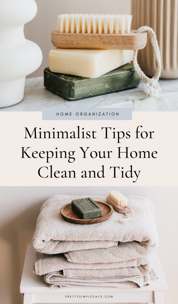 Minimalist Cleaning