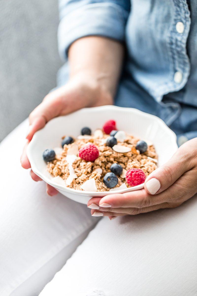 Healthy Eating Breakfast