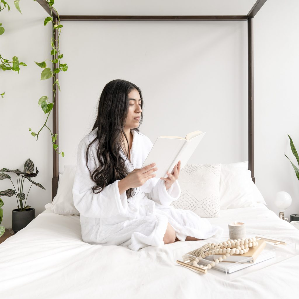 Mindful Self Care Routine